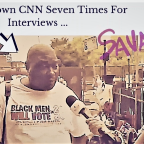 CNN Depicts Black Trump Supporter as an Angry Anti-Trump Rioter