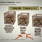 Obama's 'Immigration Detention Centers' Become Trump's 'Kids in Cages'