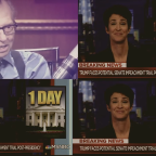 Rachel Maddow: Trump 'Snuck Out' Of Office